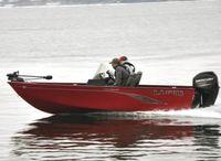 2021 Lund 1650 Angler SS
