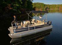 2021 Montego Bay F8516 Fishing Pontoon