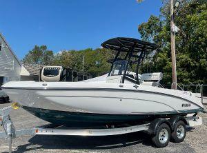 2022 Yamaha Boats 210 FSH Sport