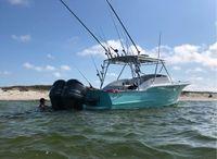 2012 Custom 30 Fishing Express