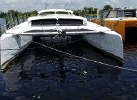 1991 Custom Power Catamaran