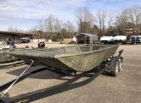 2021 Pierce Custom Boats 1860
