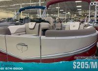 2021 Tahoe 2285 LTZ Quad Lounger w/ Suzuki 150hp