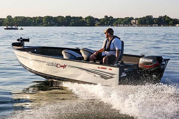 Alumacraft Boats For Sale In Michigan Boat Trader