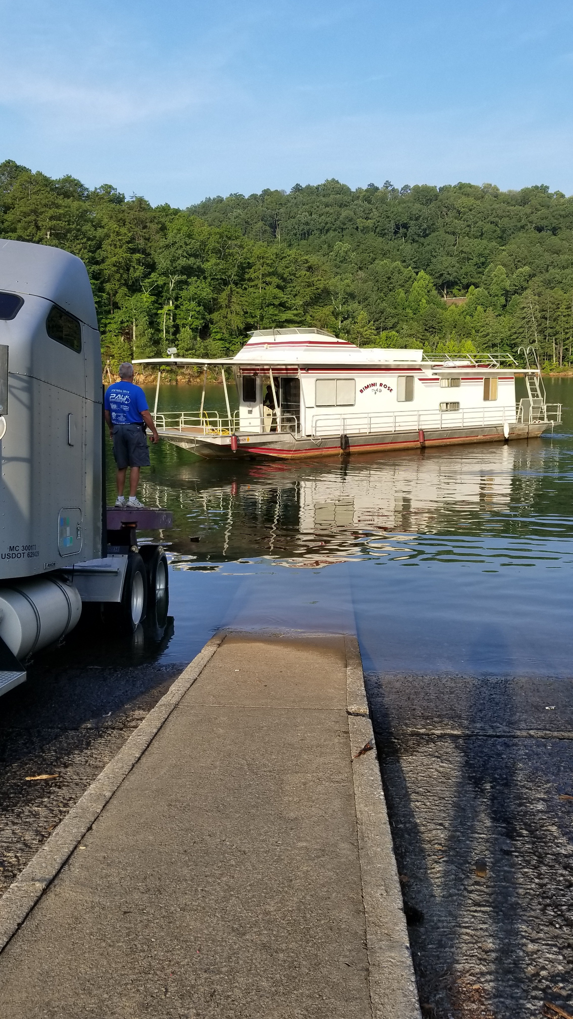 Houseboat for sale in Georgia by owner - Boat Trader
