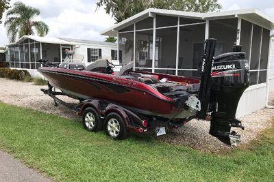 2016 Ranger 621FS Fisherman