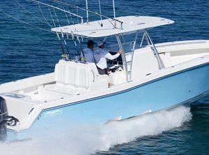2022 Invincible 42 Open Fisherman