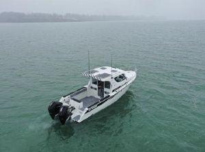 2021 Extreme Boats 915 Gameking 30'