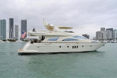 2001 Azimut Motor Yacht