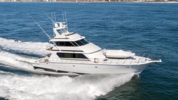 Hatteras Yachts for sale - Boat Trader