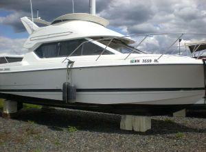 2002 Bayliner 2858
