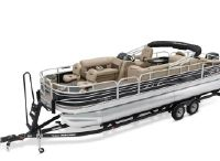2021 Sun Tracker Fishin' Barge 24 DLX