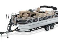 2021 Sun Tracker Fishin' Barge 20 DLX