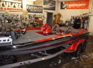 2021 Bass Cat Boats PUMA FTD SP