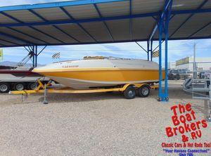 2008 Tracker Deck Boat