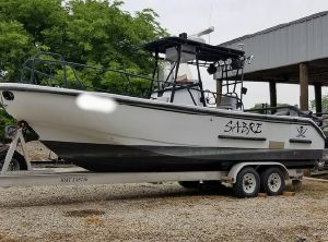 2000 Boston Whaler 26 Outrage - Justice Edition