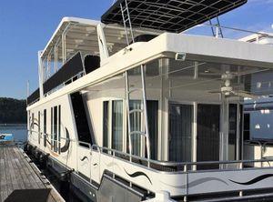 2011 Horizon 18x80 Houseboat  #5956