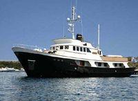 1960 Custom Kristiansands Expedition Yacht Conversion