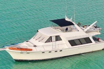 1998 Bayliner 4788 Pilothouse Motor Yacht