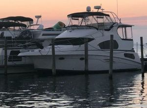 2003 Silverton 392 Motor Yacht