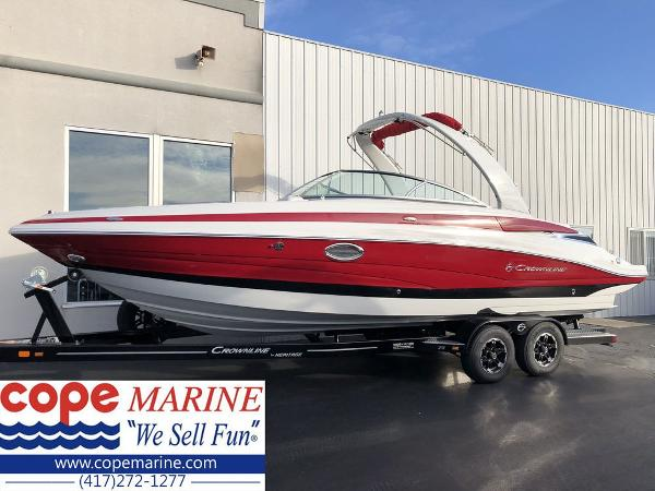 Crownline boats for sale in Illinois - Boat Trader