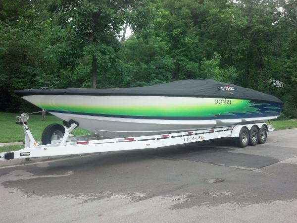 Donzi For Sale >> Donzi Boats For Sale Boat Trader
