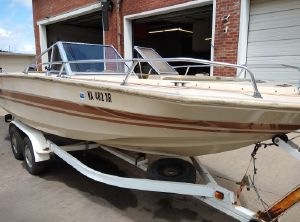 1978 Larson Manta 6000
