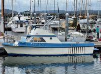 1985 Glaser 30 Workboat / Crabber