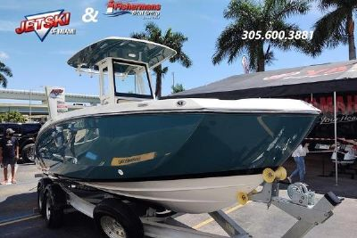 2022 Yamaha Boats 255 FSH SPORT E