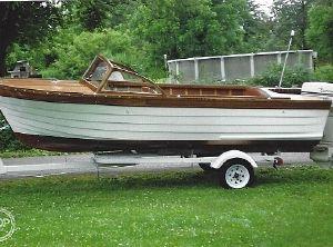 1961 Penn Yan 16
