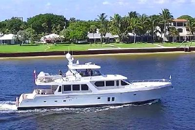 2017 Offshore Yachts Motor Yacht