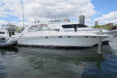1998 Sea Ray 540 Sundancer