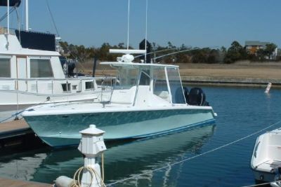 2006 SeaHunter 35