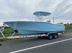 2020 Tidewater 252 CC Adventure