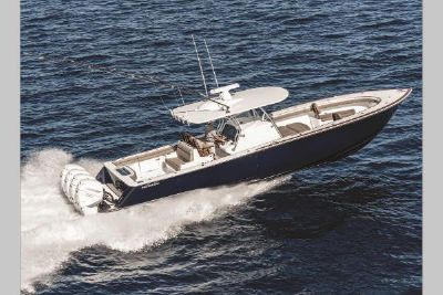 2021 Valhalla Boatworks V-41