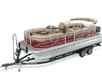 2021 Sun Tracker Party Barge 22 XP3