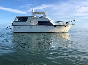 1981 Hatteras 48 Motoryacht
