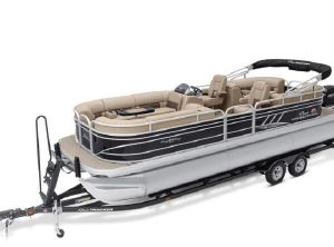 2021 Sun Tracker Party Barge 24 XP3