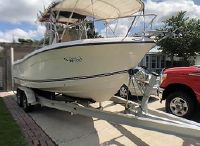 2005 Cape Craft 2200 WI