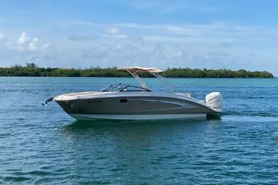 2017 Sea Ray 270 Sundeck Outboard