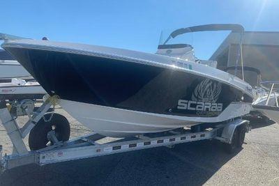 2019 Wellcraft Scarab 222 Fisherman