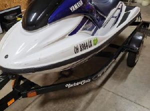2001 Yamaha WaveRunner GP800R