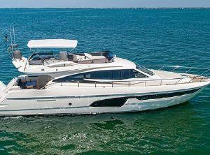 2018 Ferretti Yachts Ferretti 650