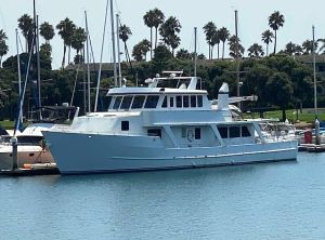 1983 Custom Steel Motor Yacht