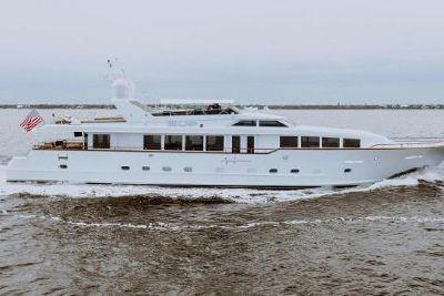 1995 Broward Raised Pilothouse Motor Yacht