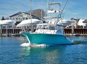 1998 Dawson Yachts OUT ISLAND 36  Sportfish