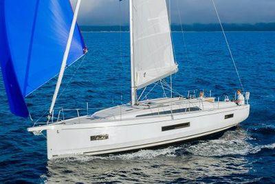 2022 Beneteau Oceanis 40.1 In Stock
