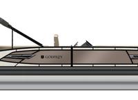 2021 AquaPatio 255 ULC NEW MODEL from Godfrey Marine