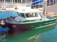1980 Uniflite Custom Patrol Vessel