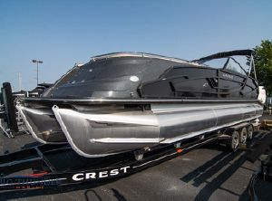 2021 Crest Continental 270 NX SLS Twin